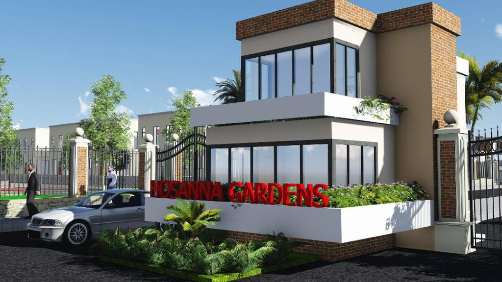 HOSANNA GARDENS, PHASE 1, Eleko, Ibeju Lekki (Besides Amen Estate)