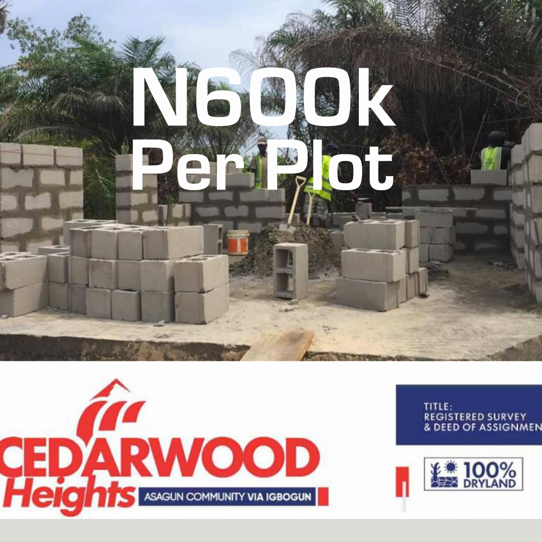 CEDARWOOD HEIGHTS