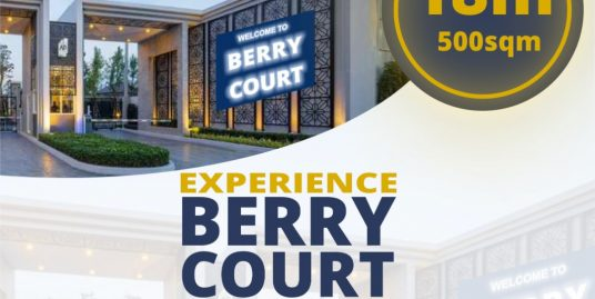BERRY COURT, OMOLE PHASE 2 EXTENSION