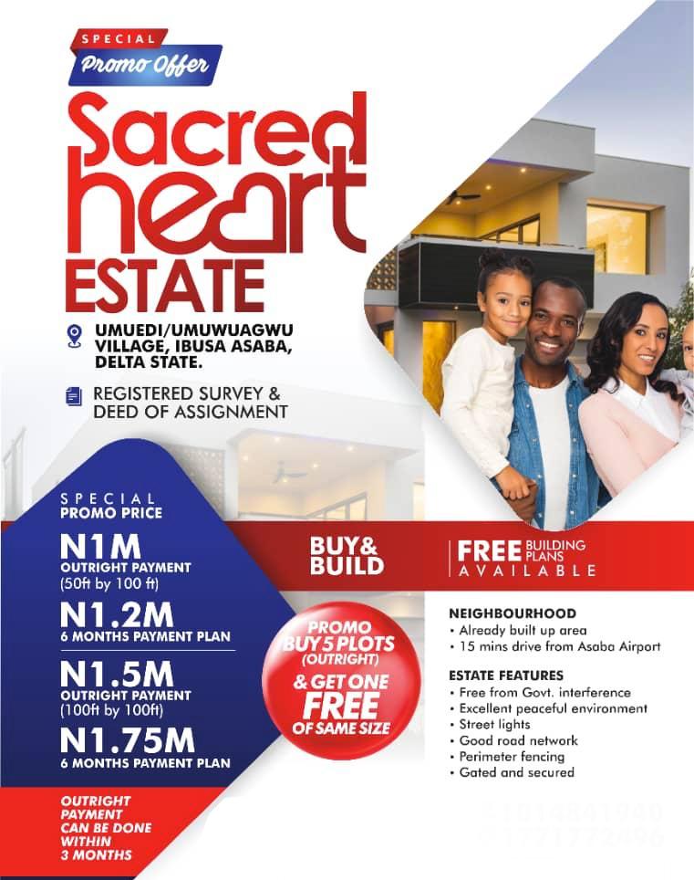 SACRED HEART ESTATE